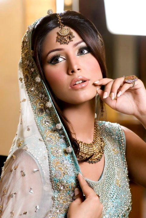 Beautiful Wedding Makeup Pictures : She 9 Style: Beautiful Bridal Faces Bridal Makeup ...