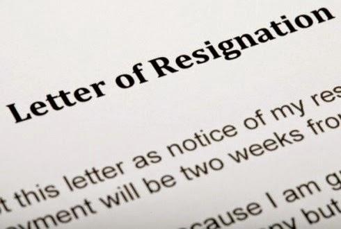 Contoh surat pengunduran diri bahasa Inggris dan Indonesia
