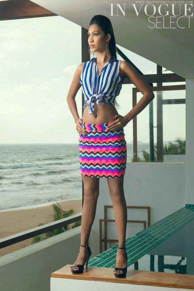 Ishanka De Alwis mini skirt hot