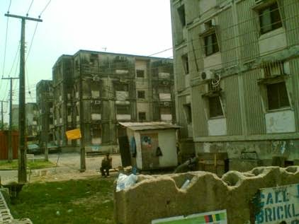 ijeh police barracks obelende lagos