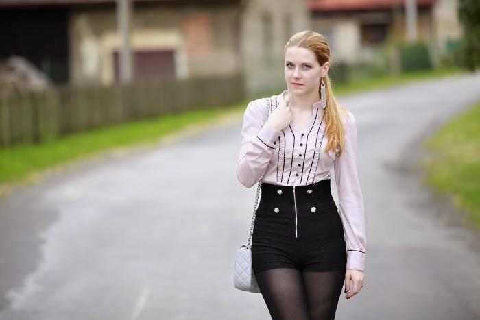 módní blogerka, lucie srbová, česká móda, blogerka roku