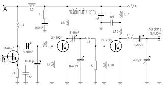 18w FM Transmitter