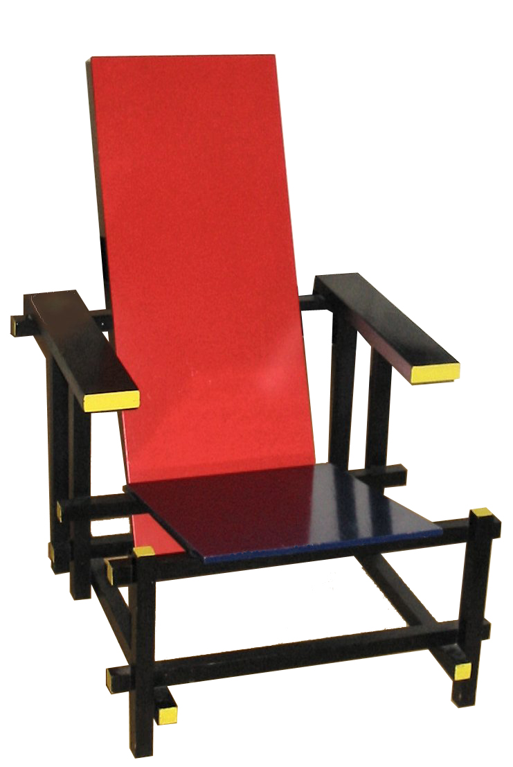 Primer ciclo de primaria el blog de jose juan ejemplos de - La chaise rouge et bleue ...