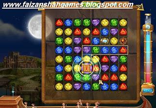 7 wonders treasure of seven game