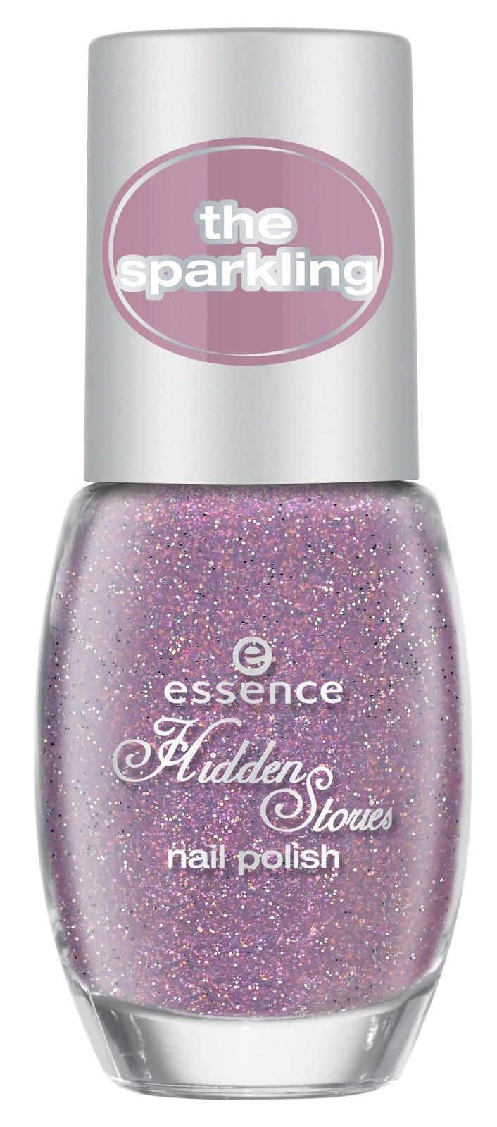 Essence Hidden Stories nail polish