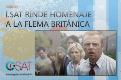 I.Sat | En julio, el canal rinde homenaje a la Gran Bretaña