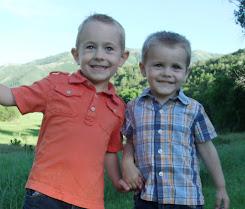 Elijah & Ezra