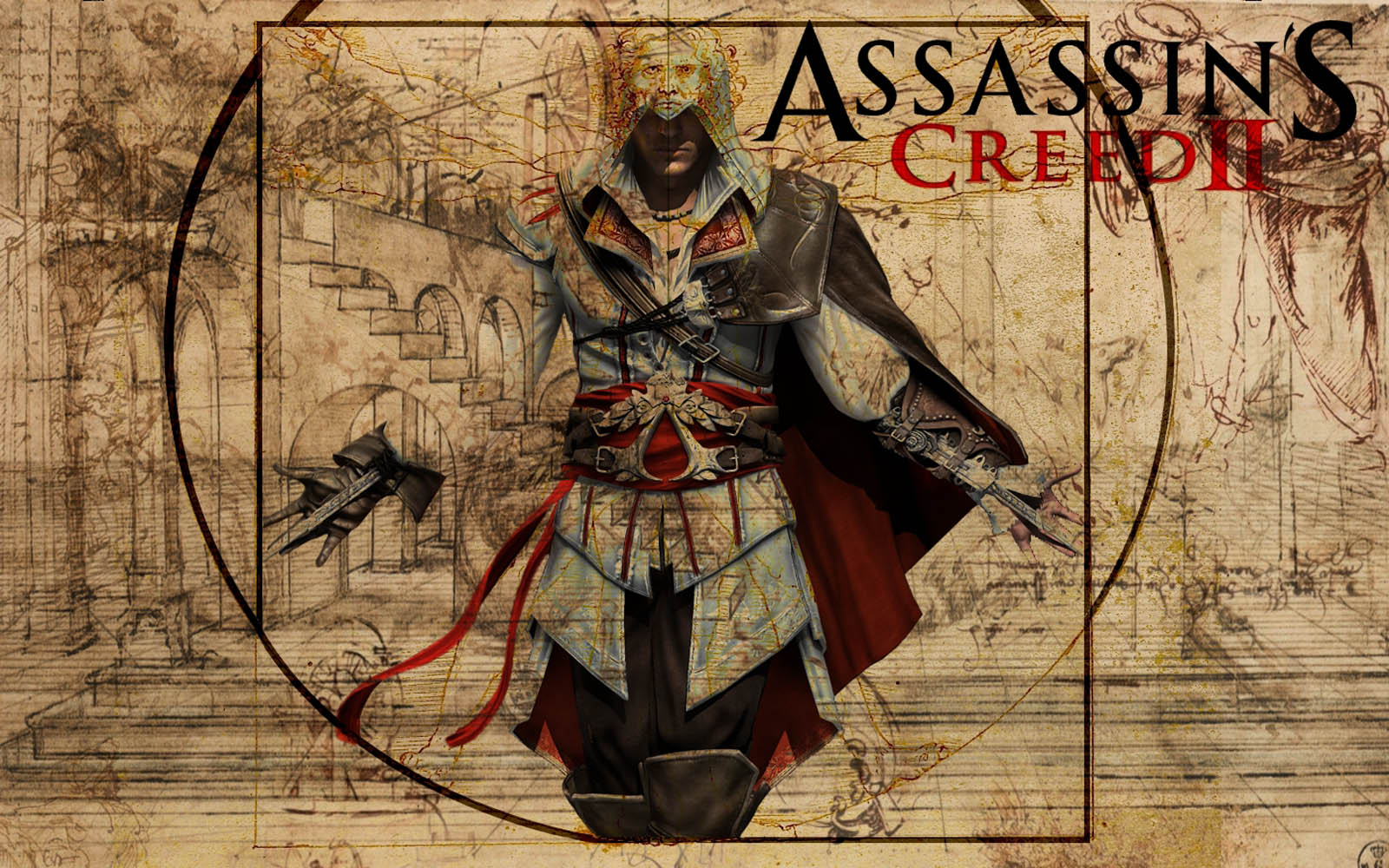 Xs wallpapers hd assassin 39 s creed 2 game wallpapers - Assasins wallpaper ...