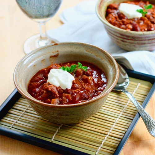 Red Shallot Kitchen: Beef, Chocolate and Dark Beer Chili