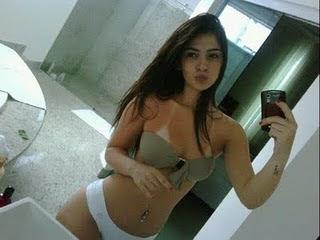 Fotos da namorada do Neymar - Fernanda Barroso 4