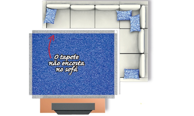 Tapete De Sala Pequena ~ espaço usando um tapete de franjas tapetes sem estampas são uma boa