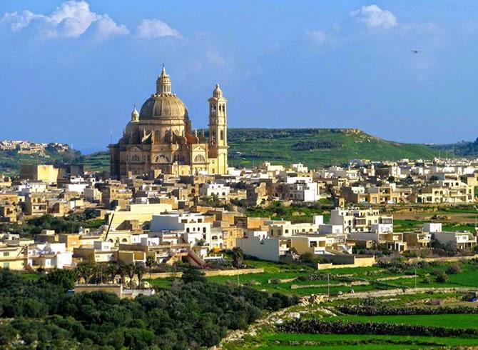 Malta ranked 1st