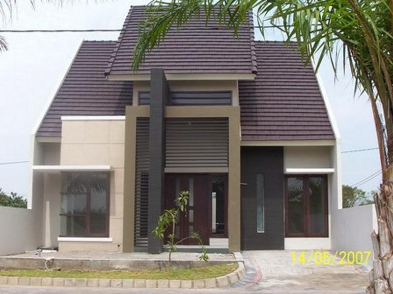 Desain Rumah Minimalis Terbaru 9