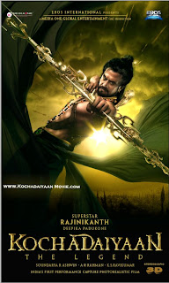 Kochadiyaan - The Legend Poster
