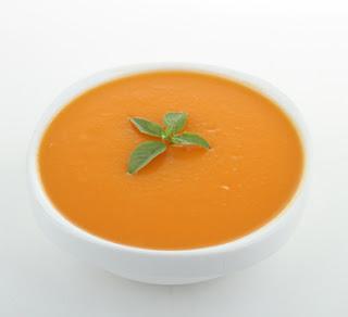 Une soupe le soir