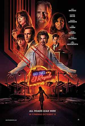 Bad Times at the El Royale 2018 Hollywood 300MB HDCAM 480p