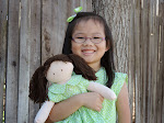 Hannah, age 6, first grader, adopted from China in 2010
