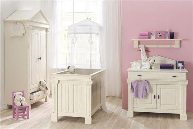 El ba l de mi baby ideas para decorar habitaci n bebe for Tablero del deco del sitio del bebe