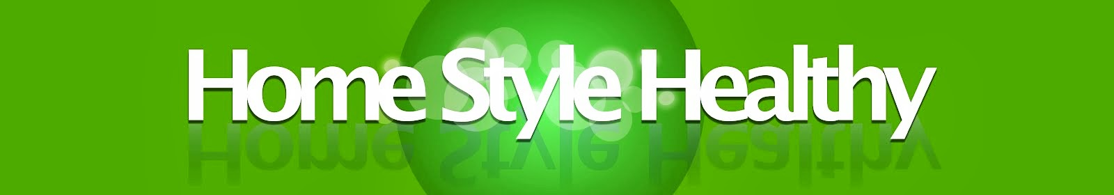 Home Style Healthy - Get Tidy