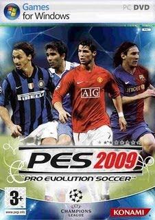 Baixar   PES 2009   PC (RIP)