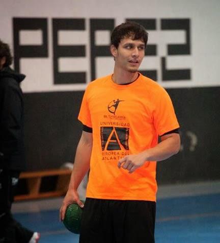 Alan Villalobos (MEX): Jugará en el Torrelavega de España