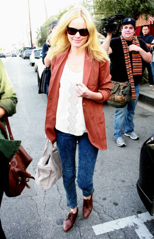 Street Style: Kate Bosworth's Best Off-Duty Outfits - The ...