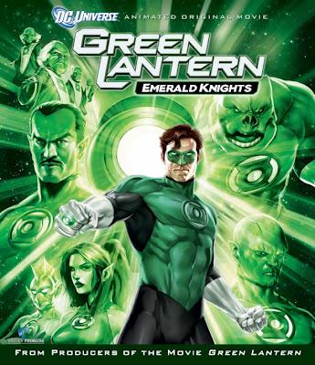 Linterna Verde: Caballeros Esmeralda Latino