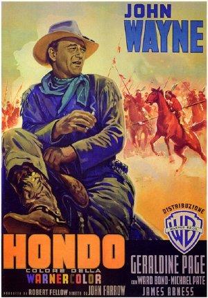 Hondo (1953) Vietsub
