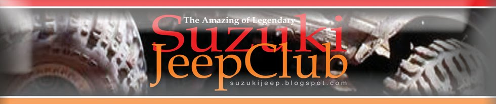 SuzukiJeep - shop