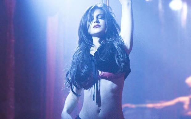 Lindsay Lohan table dance | Ximinia