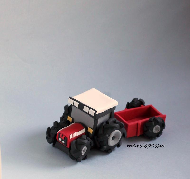 sokerimassatraktori