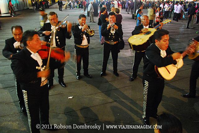 mariachis na praça garibaldi cidade do mexico
