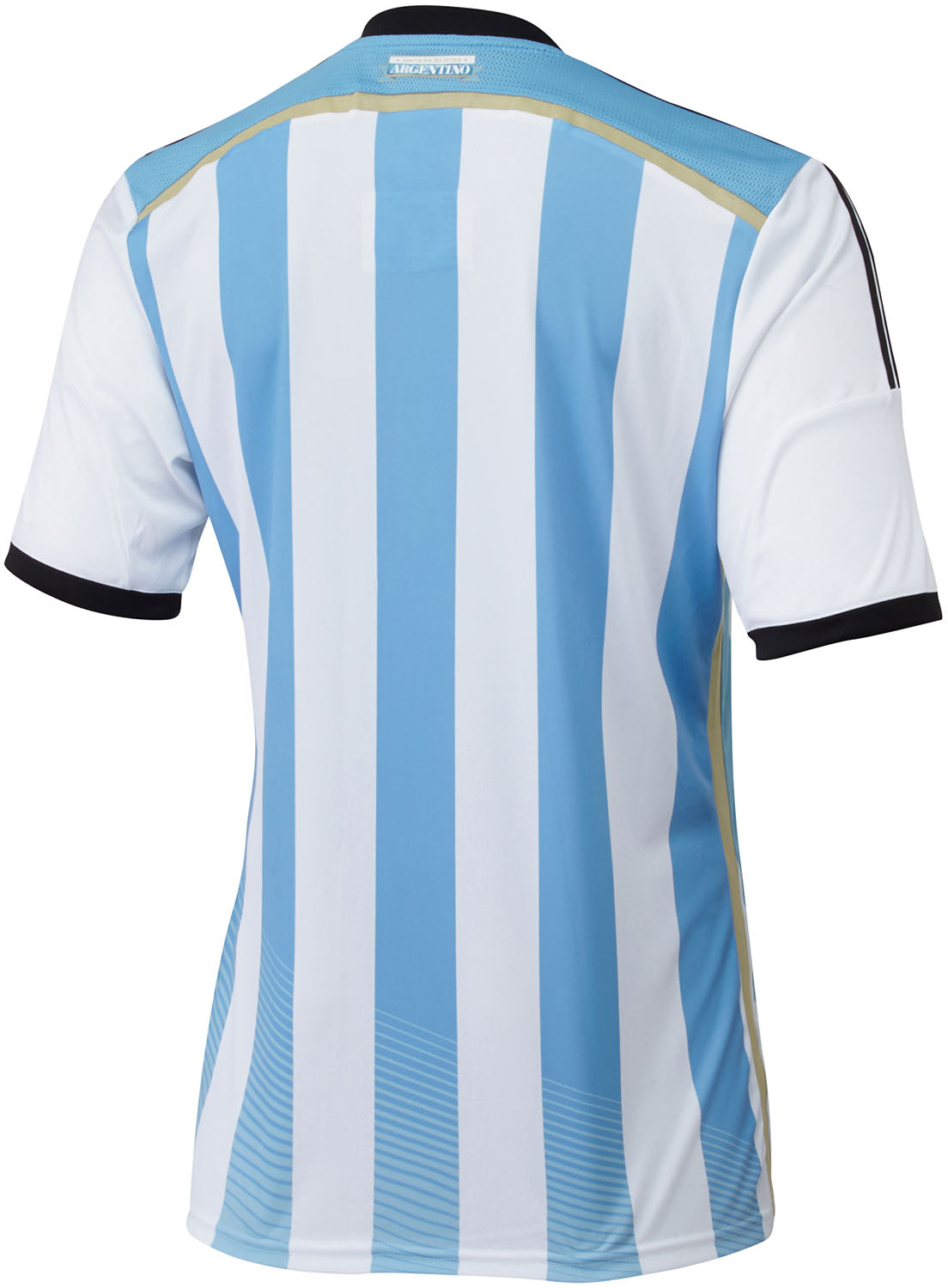 2014 World Cup Argentina Soccer Jersey Football Jersey ...