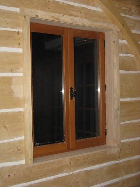 Notre maison contours des portes et fen tres for Contour fenetre bois