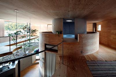 Rumah Gaya Jepang Yang Atraktif 1