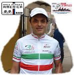 CAMPIONE ITALIANO ULTRACYCLING OVER 50  2011