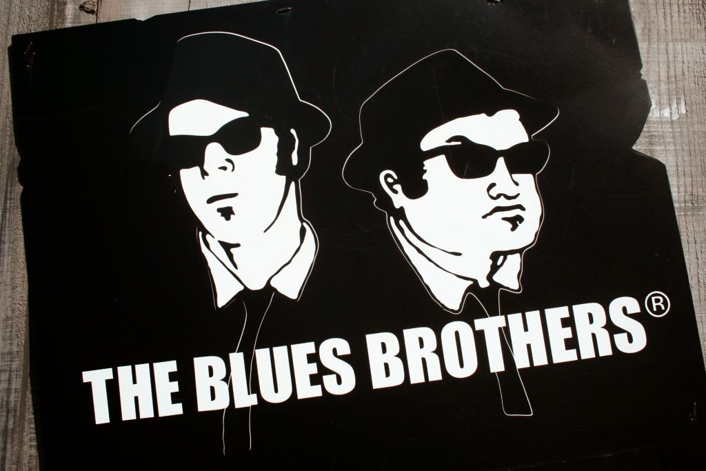 The Blues Bothers Logo