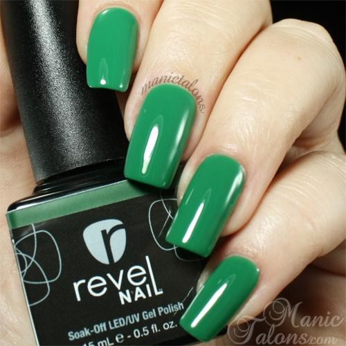 Revel Nail Gel Polish Matrix Swatch