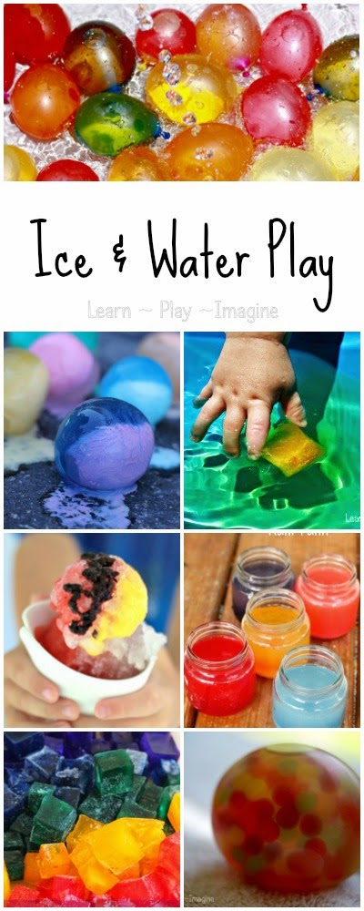 100+ of the very best ways to beat the heat with ice and water - so many genius ideas for summer fun!