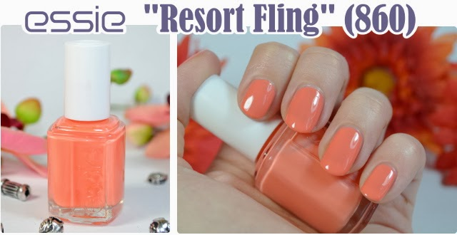 essie Resort 2014 Collection  RESORT FLING
