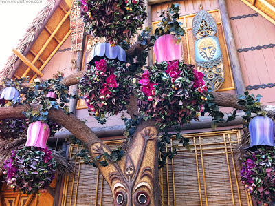 Walt Disney Enchanted Tiki Room Tangaroa Preshow Disney's