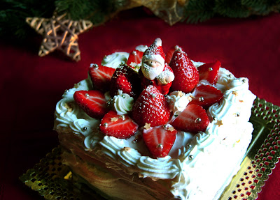 Cooking with japanese green tea x 39 mas matcha strawberry cake - Table de noel traditionnelle ...