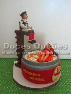 bolo paraquedista
