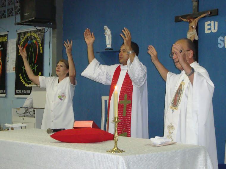 Missa diocesana Pastoral da Sobriedade