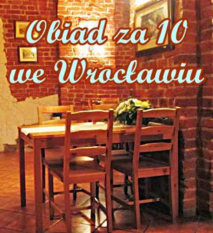 Obiad za DYCHĘ we Wrocławiu