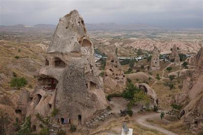 Ciudad de Uçhisar