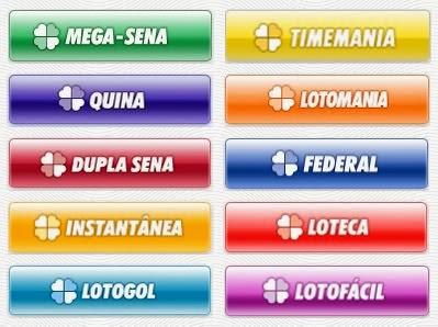 Caixa economica loterias mega sena