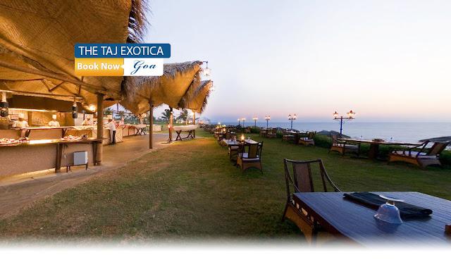 """""""Taj Exotica Hotel Goa"""""""