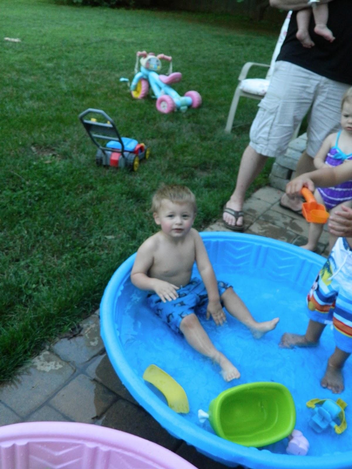 Nudist children