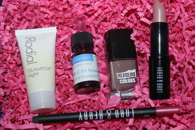 Battle of the Beauty Boxes December 2013